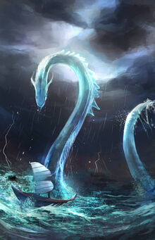 Sea dragon by futarinokizuna-d6qzck3