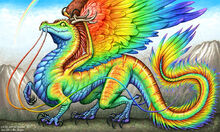5954370 Rainbow dragon Yao Chi