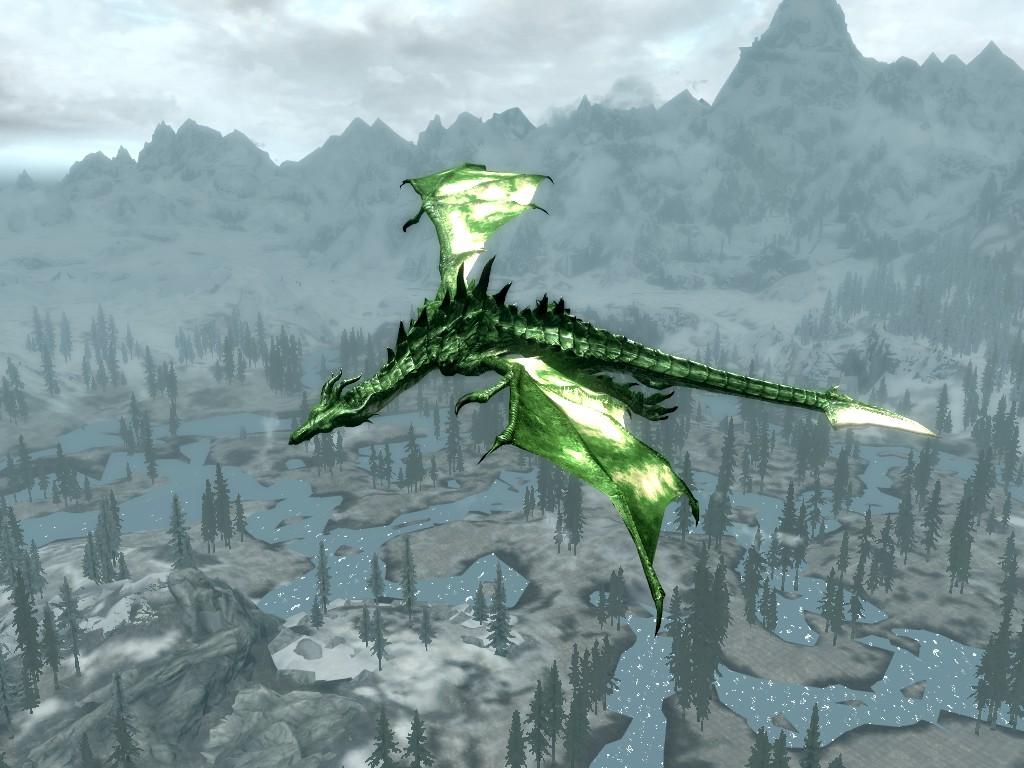 Изумрудный дракон: хозяин джунглей   Драконопедия вики ...