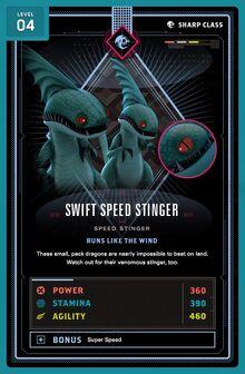 Level4 design speed stinger