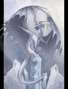 1313030368 frost dragon by neondragon