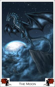 1297760584 dragon tarot the moon by alecan