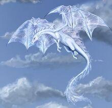 Белый-Дракон