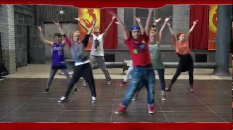 Das offizielle AWZ Flashmob Choreografie Tutorial