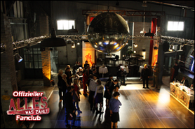 Tanzfabrik discokugel