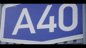 Club A40 Logo