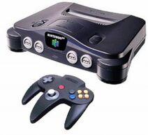 Nintendo 64 Console 001