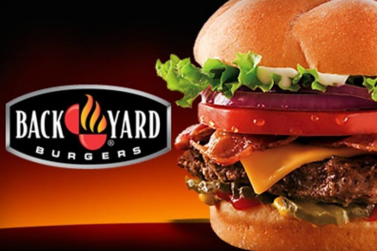 Attractive Backyard Burger