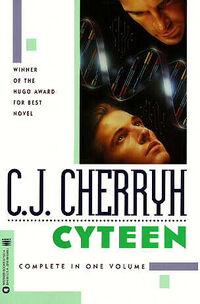 CherryhCyteenCover