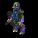 Magellanic Orska Soldier