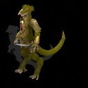 Xachite Warrior