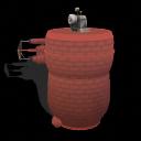 Zorkrio Spice Brick Condenser