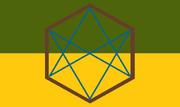 Tekoist Jaylot Holy Empire Flag