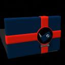 Blue Janus Flag (1)