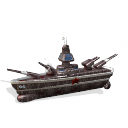 MSR Battleship