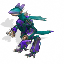 Magellanic Zerbul Soldier