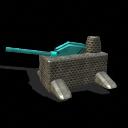 Frostaur Converted Tank