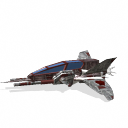 MSR Space Fighter