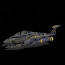 Ocerik-Class Heavy Cruiser (1)