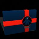 Blue Janus Flag (2)