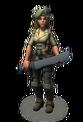 Cat unit scout