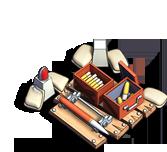 Cat ammo storage