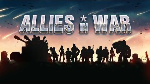 Allies in War - Available FREE on iOS Jan