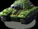 Cat unit heavy tank