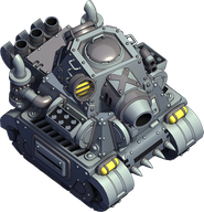 Boss mega-tank