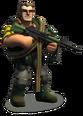 Cat unit sarge