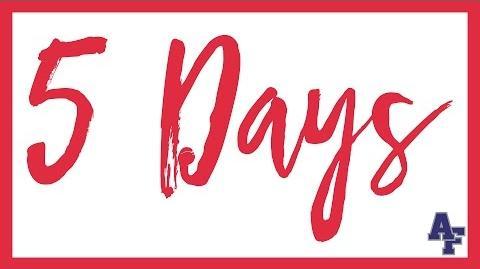 Countdown to Hair 5 DAYS - Alli Fitz