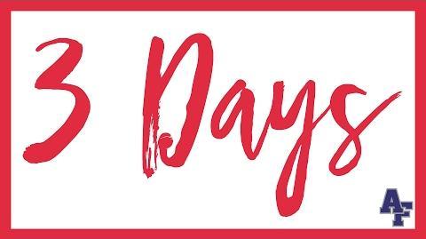 Countdown to Hair 3 DAYS - Alli Fitz