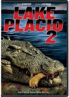 Lake Placid 2 DVD