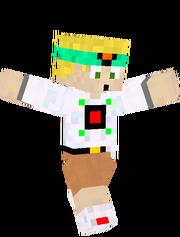 MinecraftCharacter