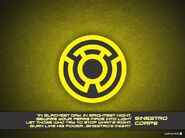 Sinestro corps wallpaper by willianac-d479val