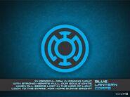 Blue lantern corps wallpaper by willianac-d47xnin
