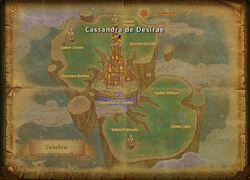 Cassandra deDesirae map