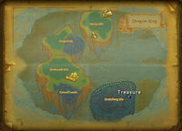 Dragon Ring treasure map