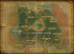 Prophetic Family map