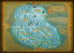 David Jakov map