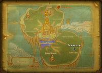Tenebra treasure map