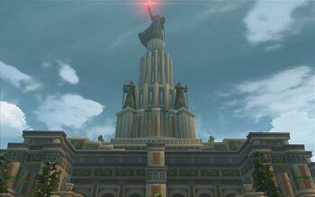 Plaza Imperial Torre de Yasker