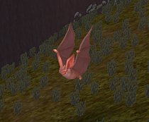 Blood Covered Bat