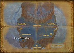 Siver Gvozdev map
