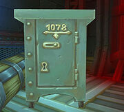 The Secret Key Safe