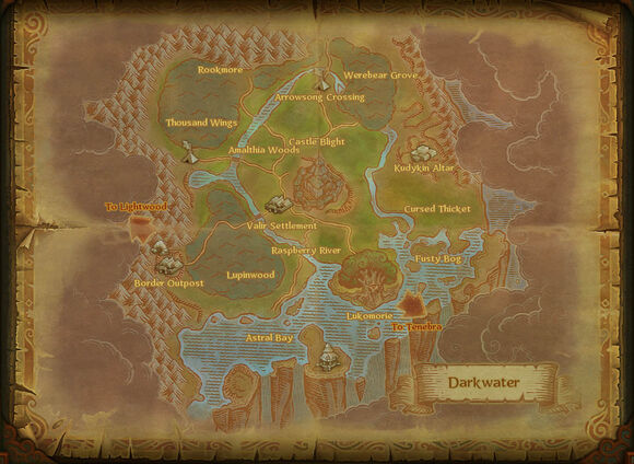 Map darkwater