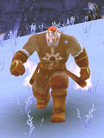 Bear Tribe Torchbearer
