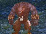 Ferocious Werewolf