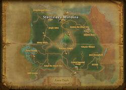 Stanislava Windina map