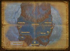 Map yazes shard